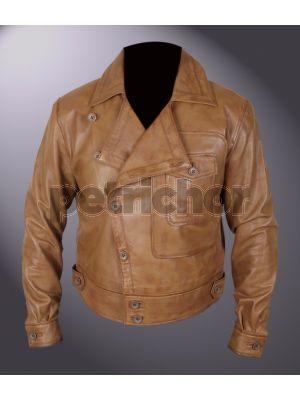 Leonardo DiCaprio Howard Hughes Aviator Flight Jacket