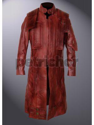 Guardians of the Galaxy Vol 2 Chris Pratt Star Lord Peter Quill Coat