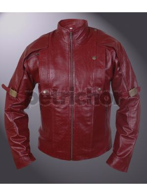 Guardians Of The Galaxy Peter Quill Star Lord Jacket