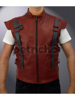 Kids Guardians of the Galaxy Chris Pratt Star Lord Peter Quill Vest