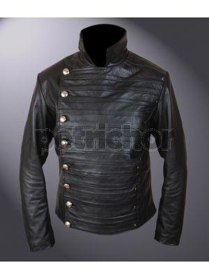 Westworld Hector Escaton Rodrigo Santoro Jacket with Weapon Pouch