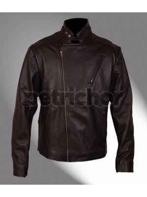 Iron Man Tony Stark Motorcycle Jacket