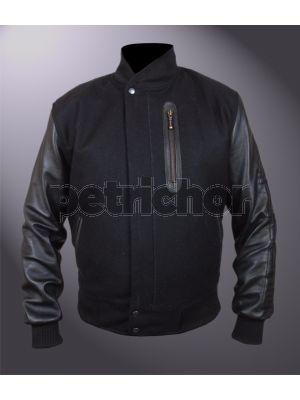 Michael B Jordan Kobe Destroyer XXIV Battle Fleece Jacket