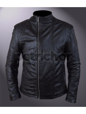 Genuine Cowhide Leather MI5 Mission Impossible Rogue Nation Jacket