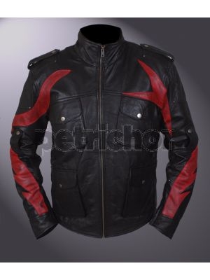 Genuine Distressed Cowhide Leather Prototype 2 James Heller Alex Mercer Jacket