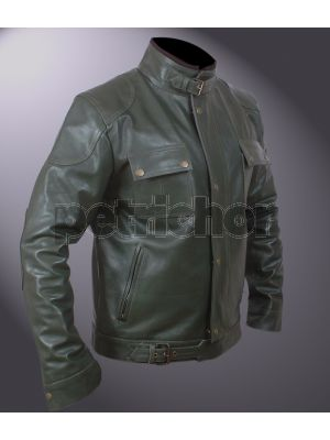 Wanted Wesley Gibson James McAvoy Green Jacket