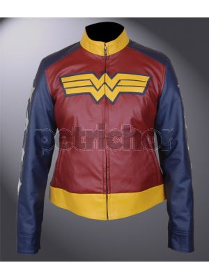 Wonder Woman Gal Gadot Jacket
